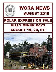 WCRA News - Aug 2016