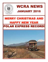 WCRA News - Jan 2016