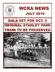 WCRA News - Jul 2016