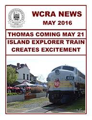 WCRA News - May 2016