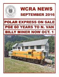 WCRA News - Sep 2016