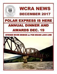 WCRA News - Dec 2017