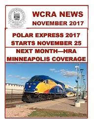 WCRA News - Nov 2017