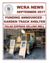 WCRA News - Sep 2017