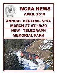 WCRA News - Apr 2018