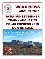 WCRA News - Aug 2018