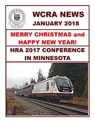WCRA News - Jan 2018