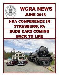 WCRA News - Jun 2018