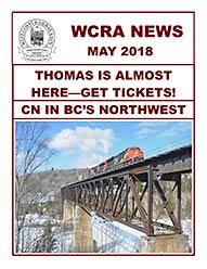 WCRA News - May 2018