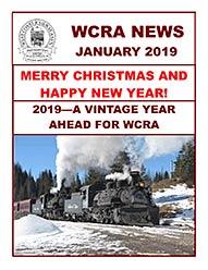 Jan 2019 WCRA News