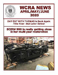 WCRA Apr - Jun 2020 News