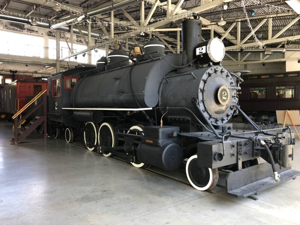 PACIFIC GREAT EASTERN 2-6-2ST